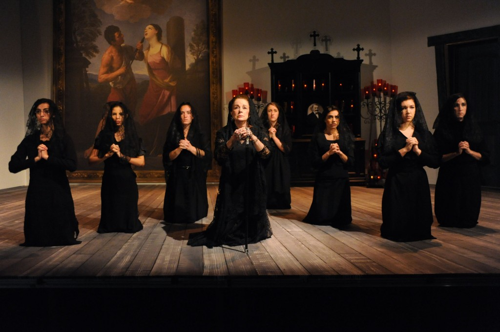 house of bernarda alba essay In this drama, an uncommon woman is classified in many different ways an uncommon woman can be classified as a woman who stays under wraps and keeps her business to herself, or a woman who goes against the foundations of the village.