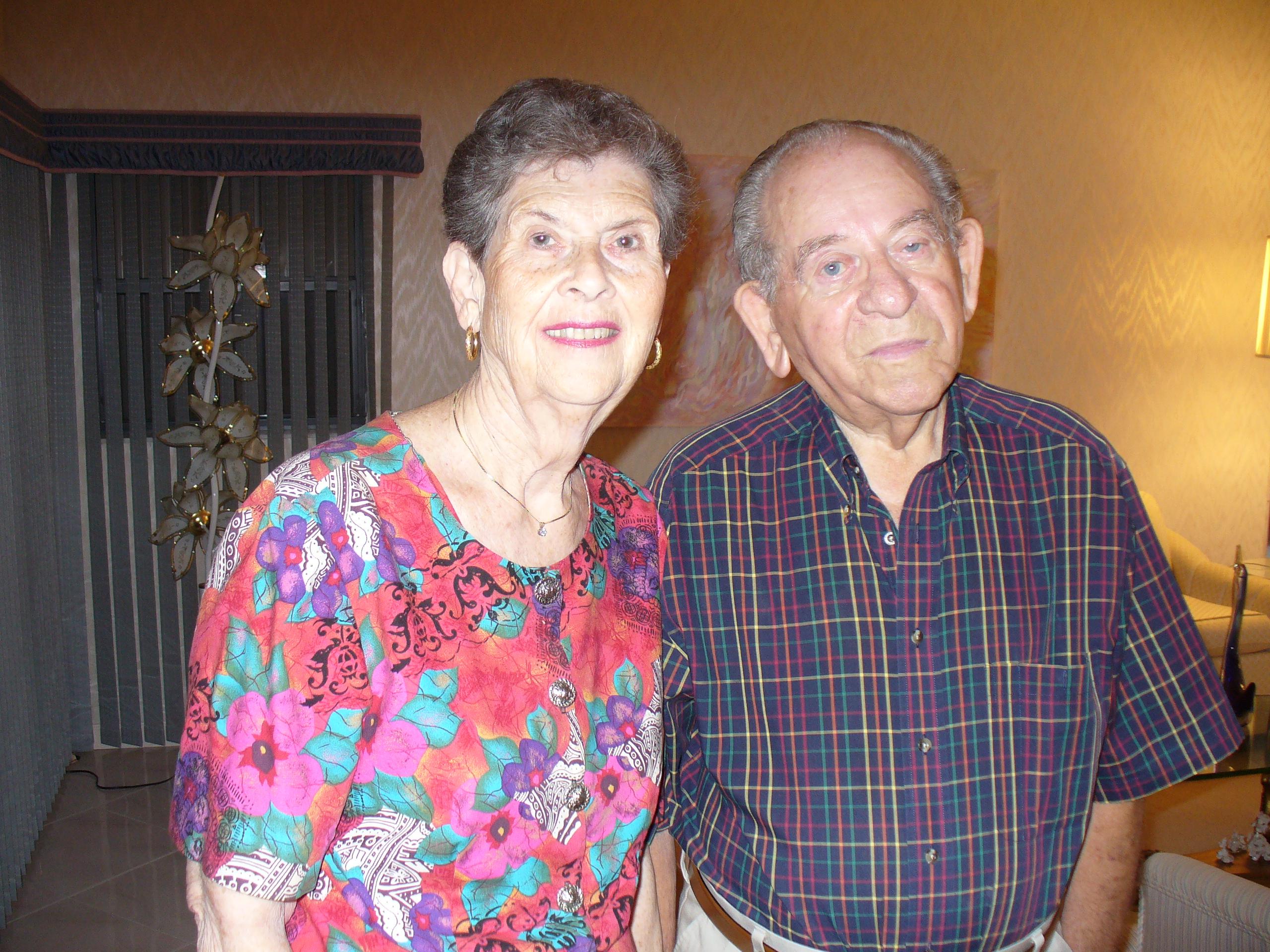Marilynn & Sam Klaiman