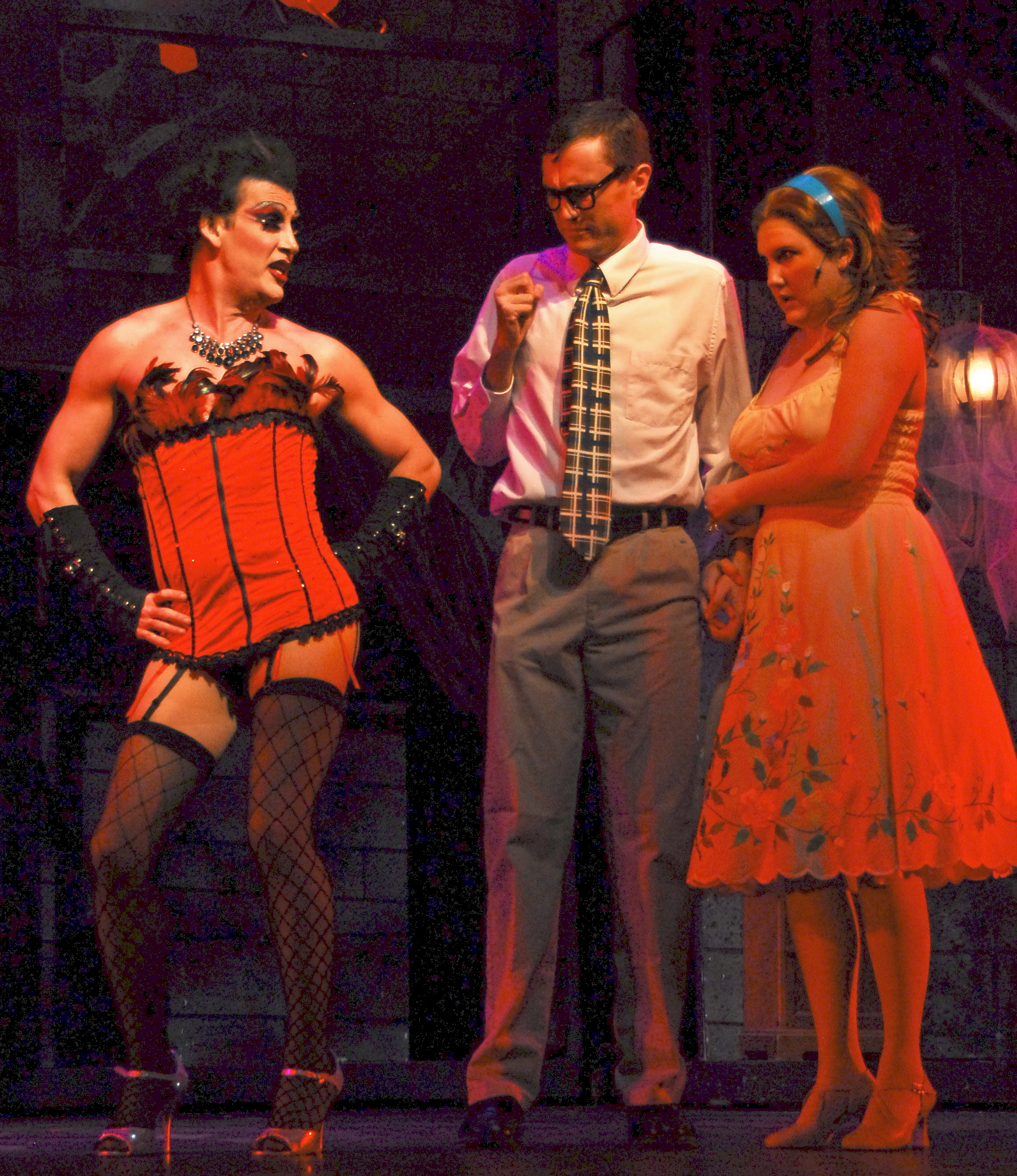 Slow Burn Theatre's Rocky Horror Show