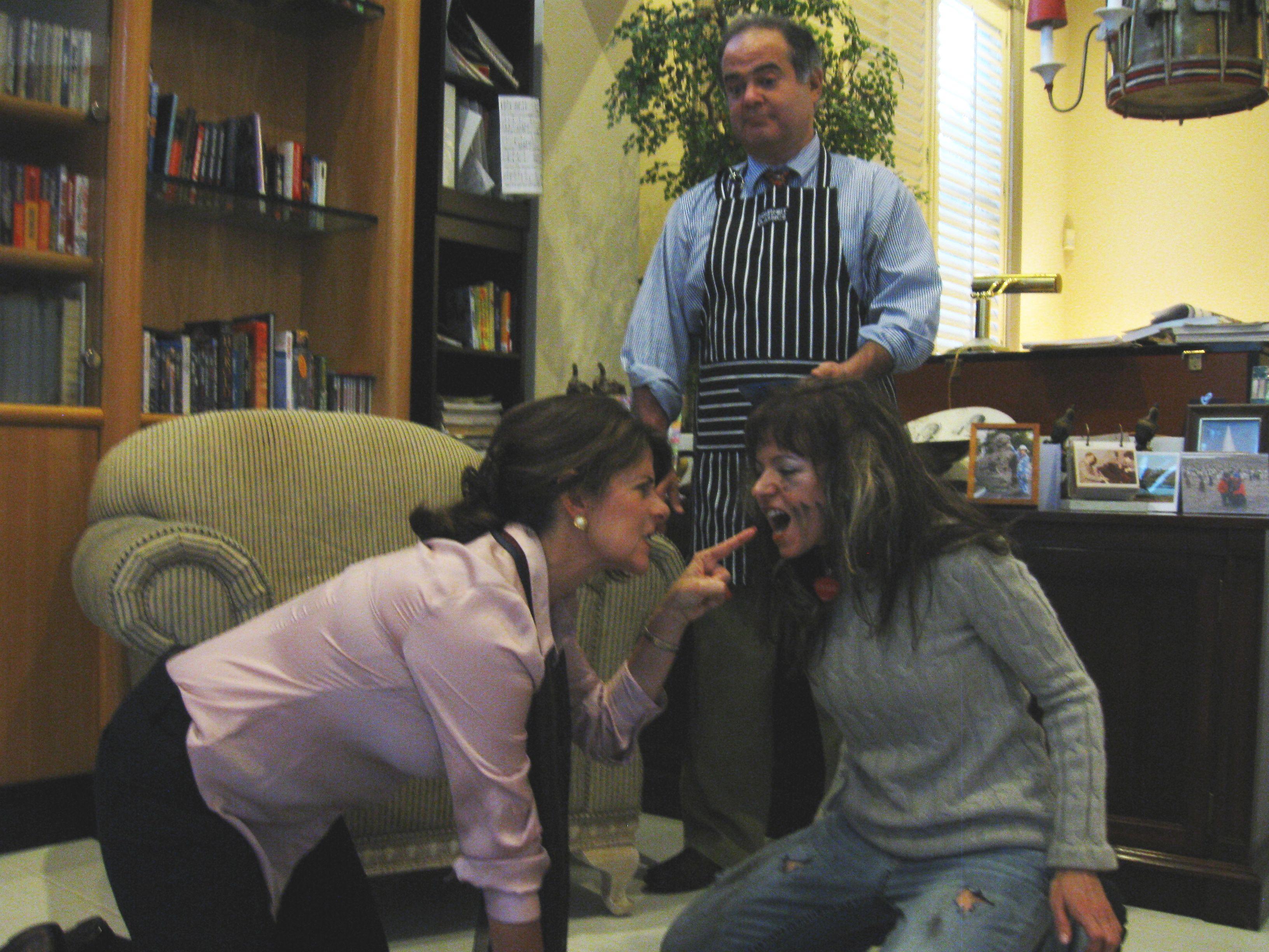 Patti Gardner, Keith Garsson & Jacqueline Laggy in BRTG's Syliva