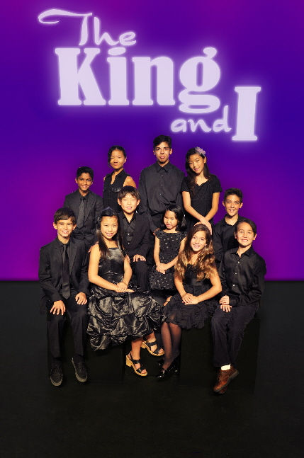 The Maltz Jupiter Theatre sought throughout the region of young Asian American actors for The King and I From left to right: Neddy Reagan, Heshman Nair, Angelina Tharitimanont, Nanako Kondo, Benjamin Wang, Quinn Weis, Mattine Jensen, Amber Wang, Sophia Liano, Léandre Thivierge, Barron-Vaun Grosch. Not Pictured: Elizabeth Michels, Sarah Michels, Solana Rudnitsky, Rachael Rotter, Troy Tharitmanont, Adrianna Siena, Troy Faminial, Mia Rubin, Michael Xu.  / Photo by Alicia Donelan