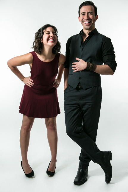 Brother and sister Natalie and JJ Caruncho will team new DreamCatcher Theatre with the Arsht series this all.