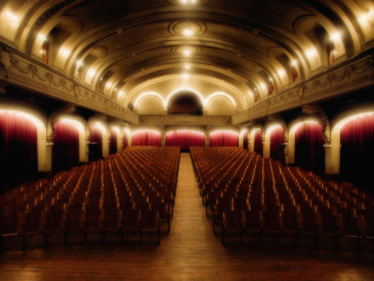 Theater Shelf: Great M...