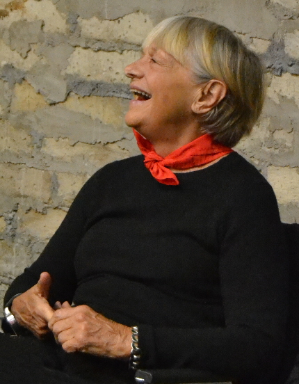Estelle Parsons / All photos by Samantha Mighdoll