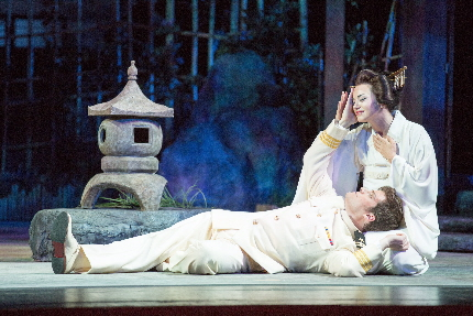 Florida Grand Opera's production earlier this season of Madama Butterfly / Photo by Rod Millington