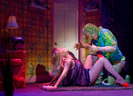 Photo of a different production of The Toxic Avenger, part of Actors' Playhouse's next season  / Photo by Paula Wilson