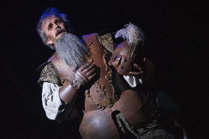 George Dvorsky as Don Quixote