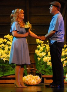 Ann Marie Olson and Shane Tanner in Big Fish