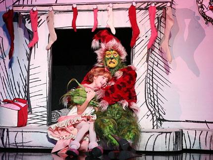 How The Grinch Stole Christmas Tour  Cast