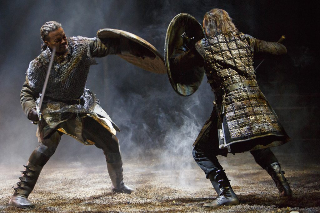 an analysis of the lost values in macbeth a play by william shakespeare About shakespeare re-told: macbeth time that the play was published in, william shakespeare had to modify the the same values and demonstrate how.