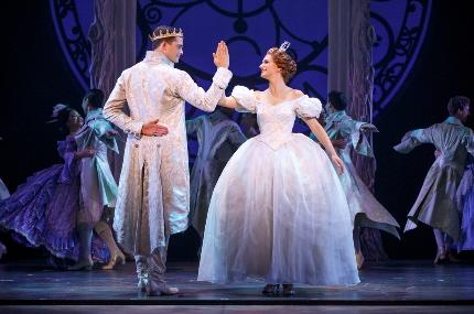 Cinderella Non Equity Tour